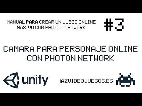 Camara RPG para Unity y Photon Network - MMORPG con Unity 3D #3