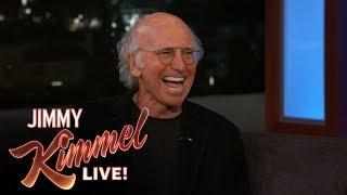 Larry David Hates Animals and People