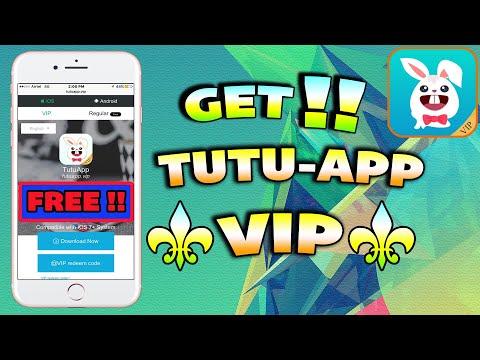How To Get Tutuapp Vip Version For Free 2017 (No Jailbreak)(No Revokes) !!