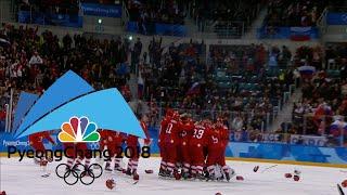 OAR defeats Germany to win the gold medal in men