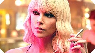 ATOMIC BLONDE (Charlize Theron, 2017) - Bande Annonce VF