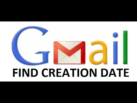 How To Find the Creation Date of Gmail Account