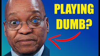 $h*t Jacob Zuma Said| President Of South Africa