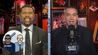 Jalen Rose and David Jacoby debate medicinal marijuana in the NBA   Jalen & Jacoby   ESPN