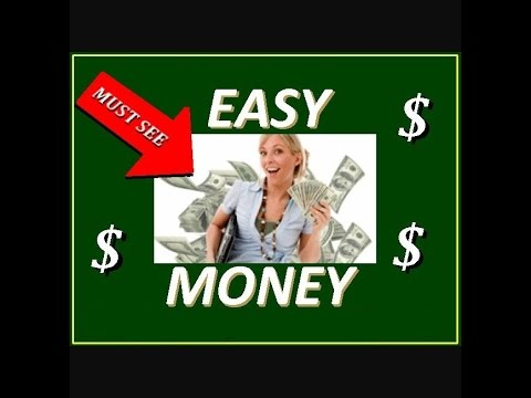 How to make money with stocks the easy way! // Make money with penny stocks, stock market strategies