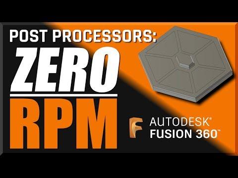 How to post Zero RPM & Max Machine RPM Warning | FF130