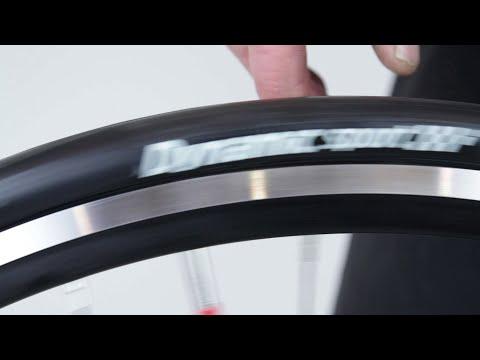 Check A Bike Wheel Tyre