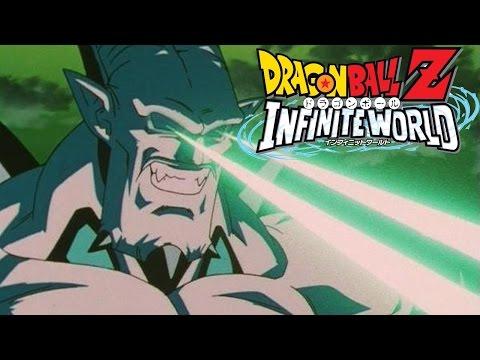 Dragon Ball Z Infinite World - Omega Shenron Double Dragon Thunder Tutorial