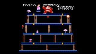 Donkey Kong ~ Donkey Kong Boss Fight