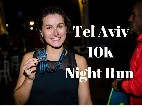 Tel Aviv Night Run 10K