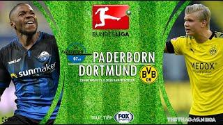 NHẬN ĐỊNH BÓNG ĐÁ. Paderborn - Dortmund  (23h00 ngày 31/5). Vòng 29 Bundesliga. Trực tiếp FOX Sports