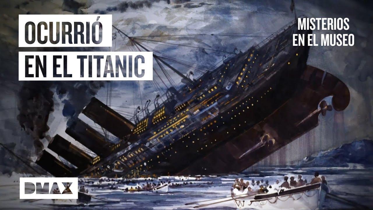 2 historias reales y ocultas de los pasajeros del Titanic | Misterios en el museo
