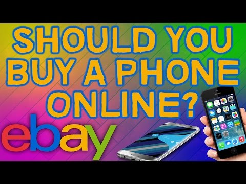 Should You Buy a Phone off eBay? (Galaxy S7 Edge)
