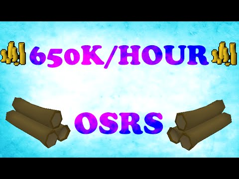 650K/Hour OSRS Money Making Guide #43 No Requirements Oldschool Runescape 2007