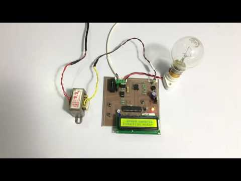 Induction Motor Speed Control Project