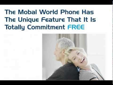 Mobals $49 International Cell Phone