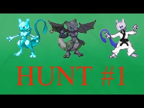 AURA HUNT EPISODE #1 RAYQUAZA, MEWTWO, DEOXYS!!! (PROJECT POKEMON ROBLOX)
