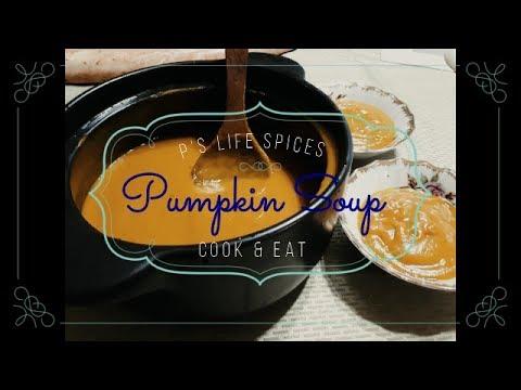 Pumpkin Soup || Kalabasa || Philippines || Patty CH 💟