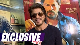 Raees | Shah Rukh says don't dance to Sunny Leone's song Laila Main Laila | Full Interview