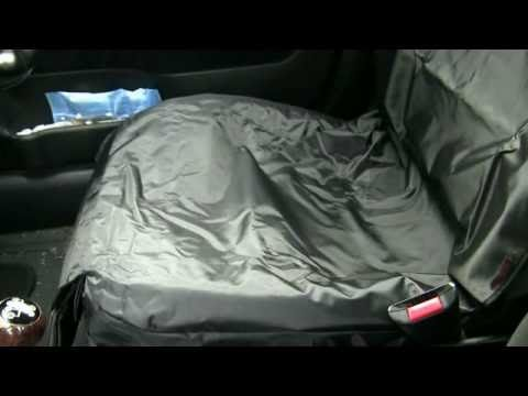 How to protect your car seat from dirt and damp