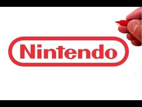 How to Draw the Nintendo Logo