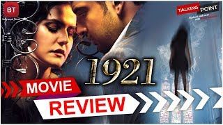 1921 Movie Review | Zareen Khan, Karan Kundra, Vikram Bhatt | Divya Solgama