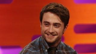 Daniel Radcliffe's Fan Fiction Site - The Graham Norton Show - Series 12 Episode 7 - BBC One