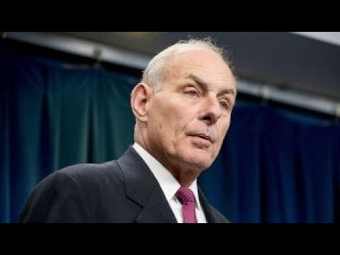 A look at General Kelly's record of military service