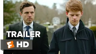 Manchester by the Sea Official Trailer 1 (2016) - Casey Affleck Movie