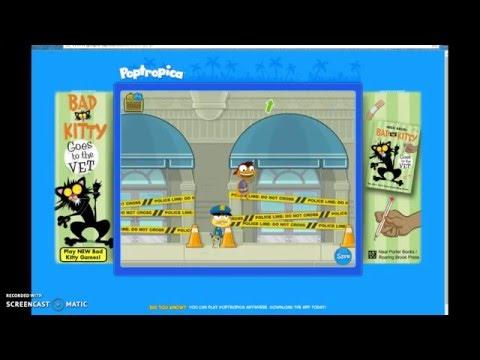 How to beat Super Power Island Poptropica