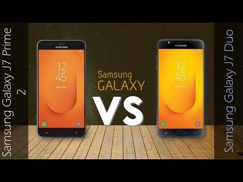 Samsung Galaxy J7 Prime 2 VS Samsung Galaxy J7 Dou