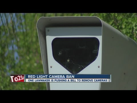Proposed bill would get rid of red light cameras in California