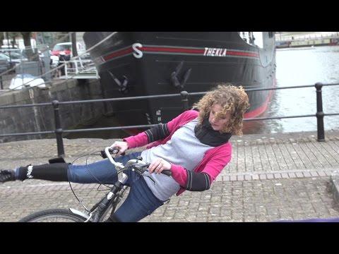How To Fall Off A Bike