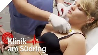 """Du bist ja nackt!"" Psycho-Freund ist krass eifersüchtig! | Klinik am Südring | SAT.1 TV"