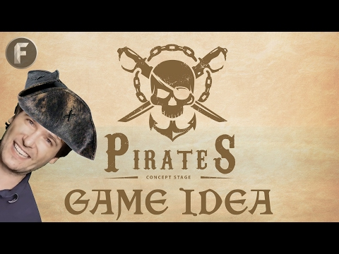 ★ Pirates! - New game idea - Should we develop it?