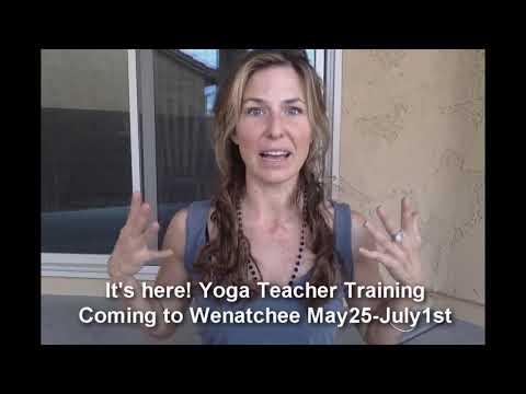 200 HR Yoga Teacher Training Wenatchee
