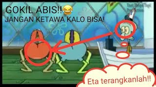 COBA TAHAN TAWA KALO BISA!!!  Eta Terangkanlah ASLI 3 MENIT GOKIL versi SPONGEBOB     dance parody