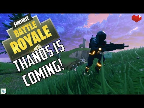THANOS IS COMING! - FORTNITE - ThatRandomGamer - PLAYING WITH VIEWERS!!! **LIVE**