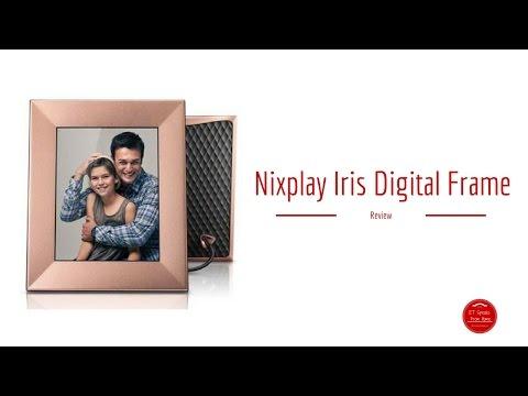 Nixplay Iris WiFi Digital Frame Review