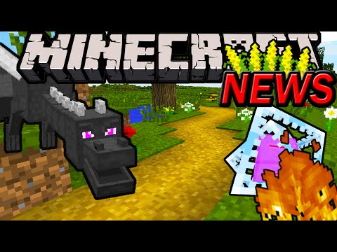 Minecraft 1.9 News: Road Block Paths, The End Changes, Difficulty Spike, Boss Bars, Boat Fix, Corn?