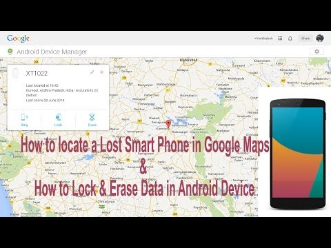 How to find out a stolen Android Device location in Google Play