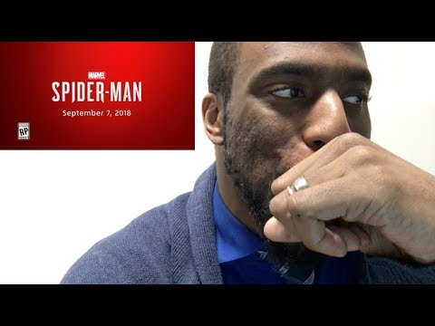 REACTION to Marvel's Spider-Man - Pre-Order Video | PS4