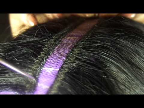 HOW TO MAKE A LACE CLOSURE ****FAST****