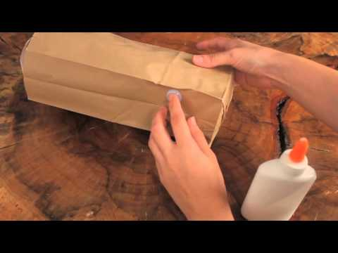 Craft Club's Paper Bag Pony