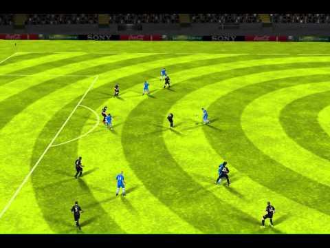 FIFA 14 iPhone/iPad - Manchester City vs. Chelsea
