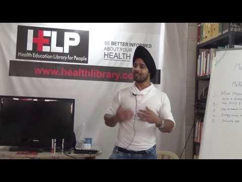 Mastering Body & Mind By Mr. Ravneet Singh Chawla  HELP Talks Video