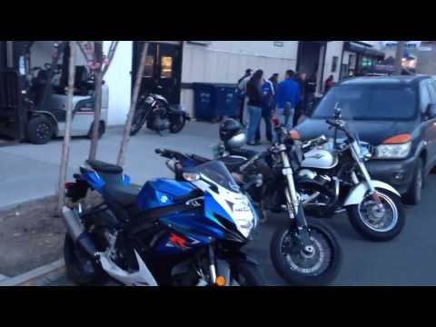 Kings Cycle Bike Night - 4/30/15