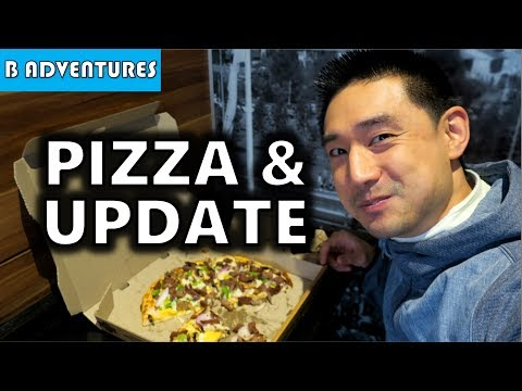 Philly Cheese Steak Pizza & Channel Update