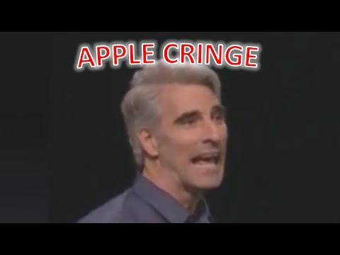 Apple WWDC 2016 CRINGE