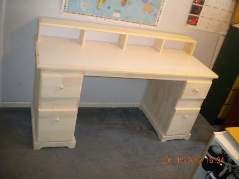Building Childrens Desks